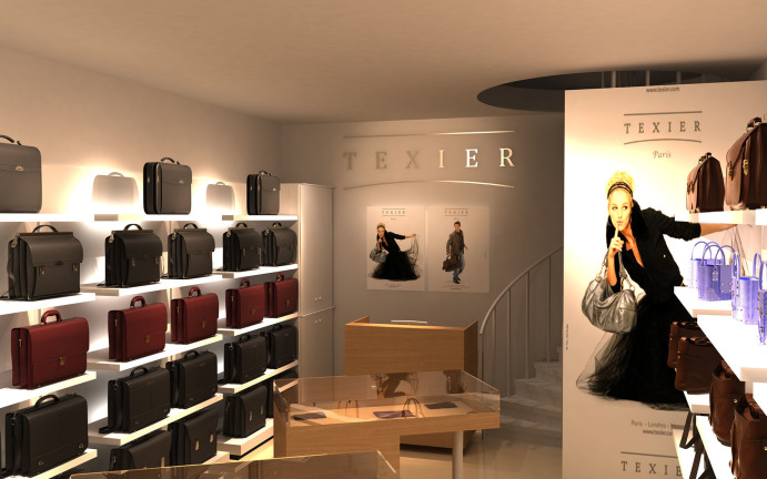 domon, architects, design, render, rendering, 3d